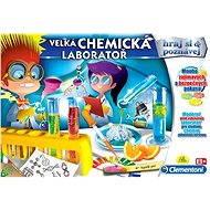 Großes Chemielabor - Kreativset