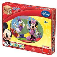 Dino Micky Maus Holz Puzzle - Puzzle