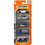 Mattel Matchbox - 5 Stück - Car-Set