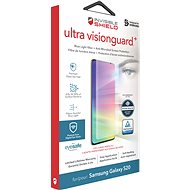 Zagg InvisibleShield Antibacterial Ultra Visionguard+ für Samsung Galaxy S20 - Schutzfolie