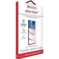 Zagg InvisibleShield Antibacterial Ultra Clear+ für Samsung Galaxy Note 10 Lite - Schutzfolie