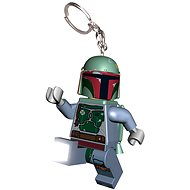 LEGO Star Wars Boba Fett - Leuchtender Schlüsselring