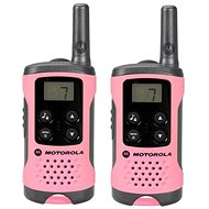 Motorola TLKR-T41 rosa - Walkie-Talkies