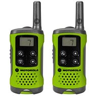 Motorola TLKR-T41 Funkgerät grün - Walkie-Talkies