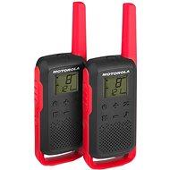Motorola TLKR T62, rot - Walkie-Talkies