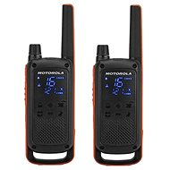 Motorola TLKR T82 Orange / Schwarz - Walkie Talkie