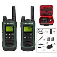 Motorola TLKR T81 Jäger Duo Pack, IPx4 - Walkie Talkie