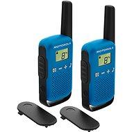 Motorola TLKR T42, blau - Walkie Talkie