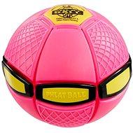 Phlat Ball Junior Pink - Wurfscheibe und Spielball in Einem
