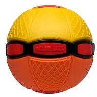 Phlat Ball Junior Gelb und Orange - Wurfscheibe und Spielball in Einem