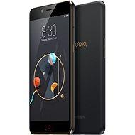 Nubia N2 4 + 64 GB Black/Gold - Handy