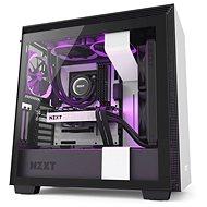 NZXT H710i Matte White - PC-Gehäuse