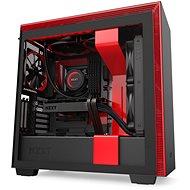 NZXT H710i Matte Black Red - PC-Gehäuse