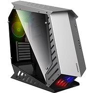 GameMax Autobot Silber - PC-Gehäuse