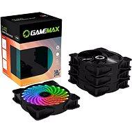 GameMax CL400 (4-pack) - PC-Lüfter