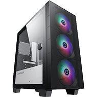 GameMax Aero Mini 3xFAN - PC-Gehäuse