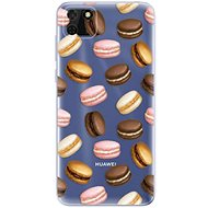 iSaprio Macaron Pattern for Huawei Y5p - Mobile Case