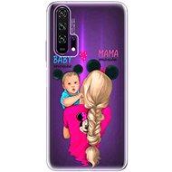 iSaprio Mama Maus Blond und Junge für Honor 20 Pro - Handyhülle