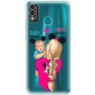 iSaprio Mama Maus Blondine und Junge für Honor 9X Lite - Handyhülle