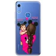 iSaprio Mama Mouse Brunette and Girl for Huawei Y6s - Mobile Case