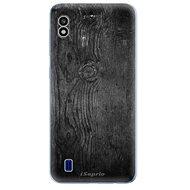 iSaprio Black Wood für Samsung Galaxy A10