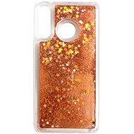 iWill Glitter Liquid Star Case für Huawei P30 Lite Roségold - Handyhülle