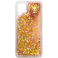 iWill Glitter Liquid Star Case für Huawei P40 Lite Roségold - Handyhülle