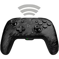 PDP Faceoff Wireless Controller - Schwarz - Nintendo Switch - Gamepad