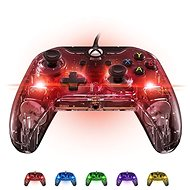 PDP Afterglow Wired Controller - Xbox One - transparent lechtend - Gamepad