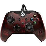PDP Wired Controller - Crimson Red - Xbox - Gamepad
