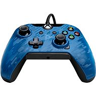 PDP Wired Controller - Xbox One - Camouflage blau - Gamepad