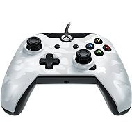 PDP Deluxe Wired Controller - Xbox One - Camouflage weiß - Gamepad