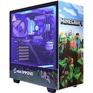 Alza GameBox GTX1660S Minecraft - Gaming-PC