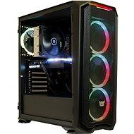 Alza GameBox Core RTX3060 Ti+ - Gaming-PC