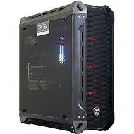 Alza BattleBox Ryzen RTX3080S Cougar - Gaming-PC