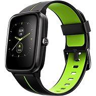 WowME Sport GPS schwarz / grün - Smartwatch