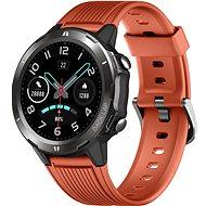 WowME Roundsport - orange - Smartwatch
