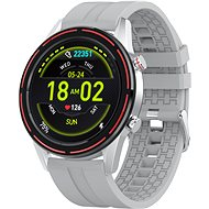 WowME Roundswitch Silber - Smartwatch