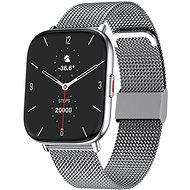 WowME Watch TS silber mit Mesharmband - Smartwatch