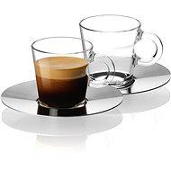 VIEW ESPRESSO Set von 2 Tassen mit Untertassen - Promo