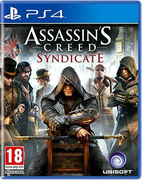 Assassins Creed: Syndicate CZ - PS4