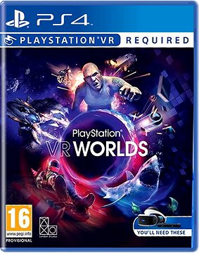 VR Worlds - PS4 VR