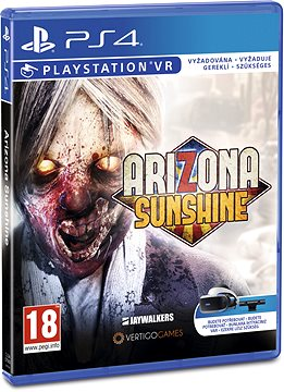 Arizona Sunshine - PS4 VR