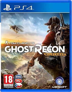 Tom Clancy Ghost Recon: Wildlands - PS4