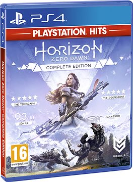 Horizon: Zero Dawn Complete Edition - PS4