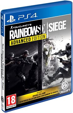 Tom Clancys: Rainbow Six: Belagerung Advanced Edition - PS4