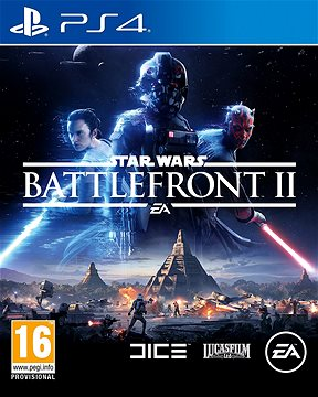 Star Wars Battlefront II - The Last Helden Jedi - PS4