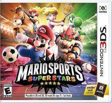 Mario Sports Superstars + amiibo card (1 Stück) - Nintendo 3DS