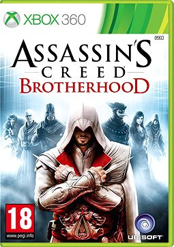 Assassins Creed: Brotherhood - Xbox 360