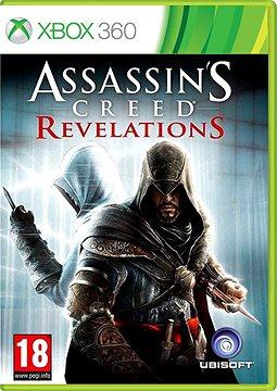 Assassins Creed: Revelations - Xbox 360